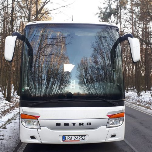 SETRA 416 GT-HD - bracia turystyka